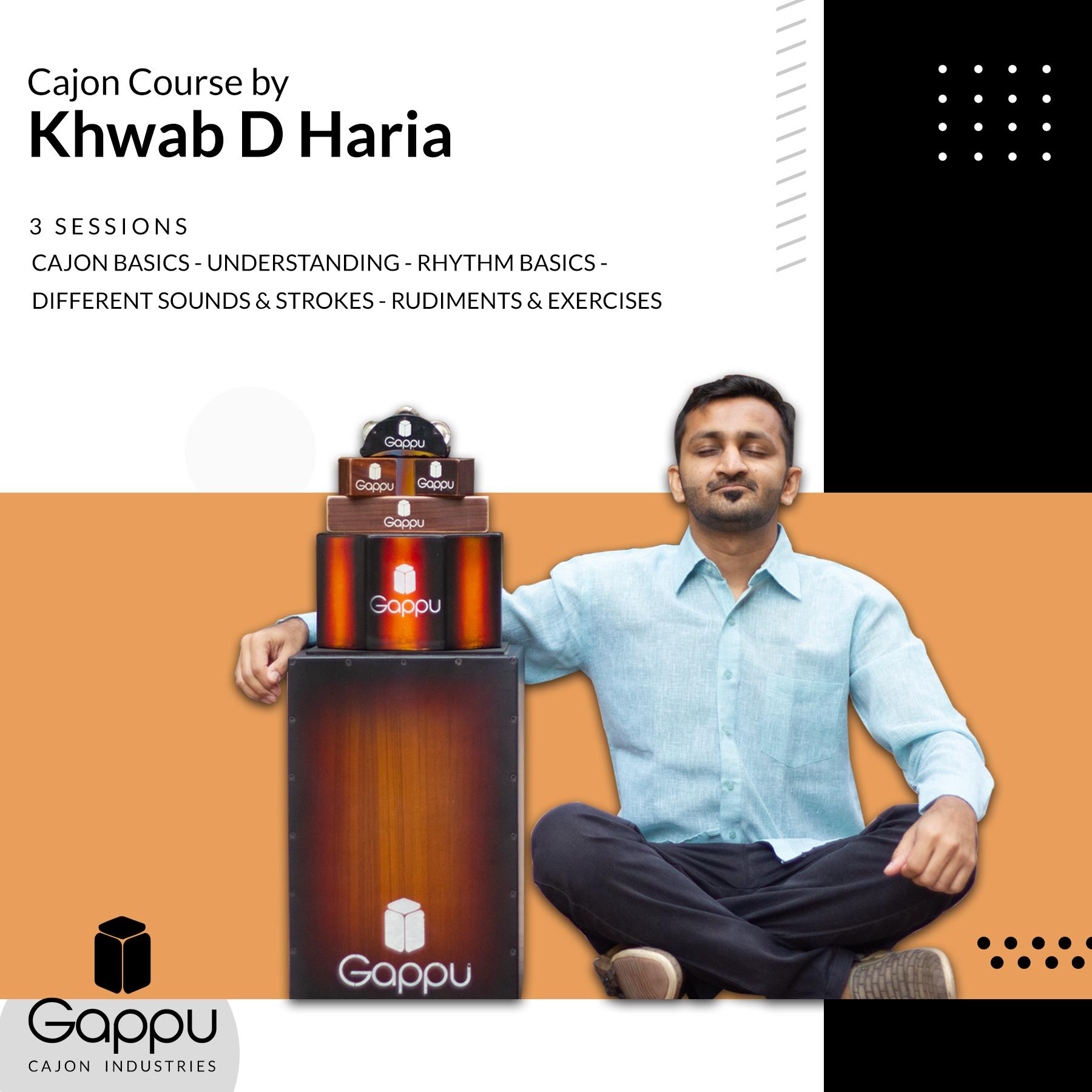 Khwab D Haria